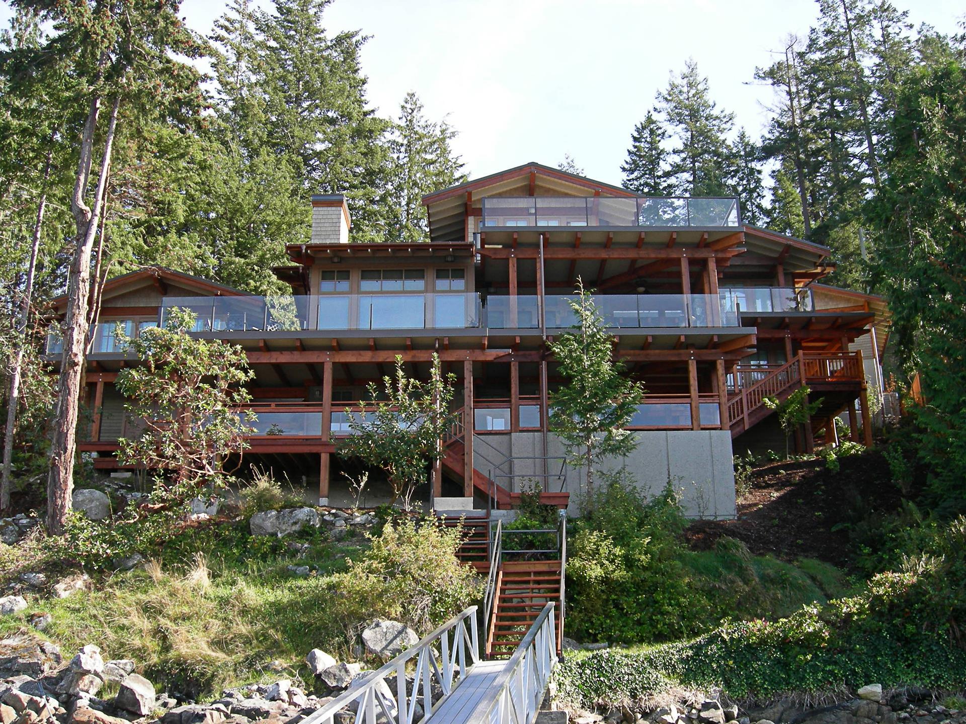 Cottage Plans for Summer Retreat