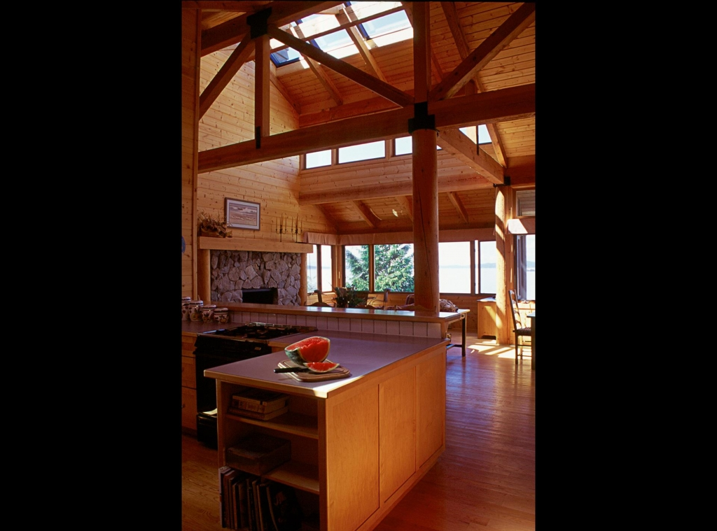 Fisherman's Beach House Design - Savary Island
