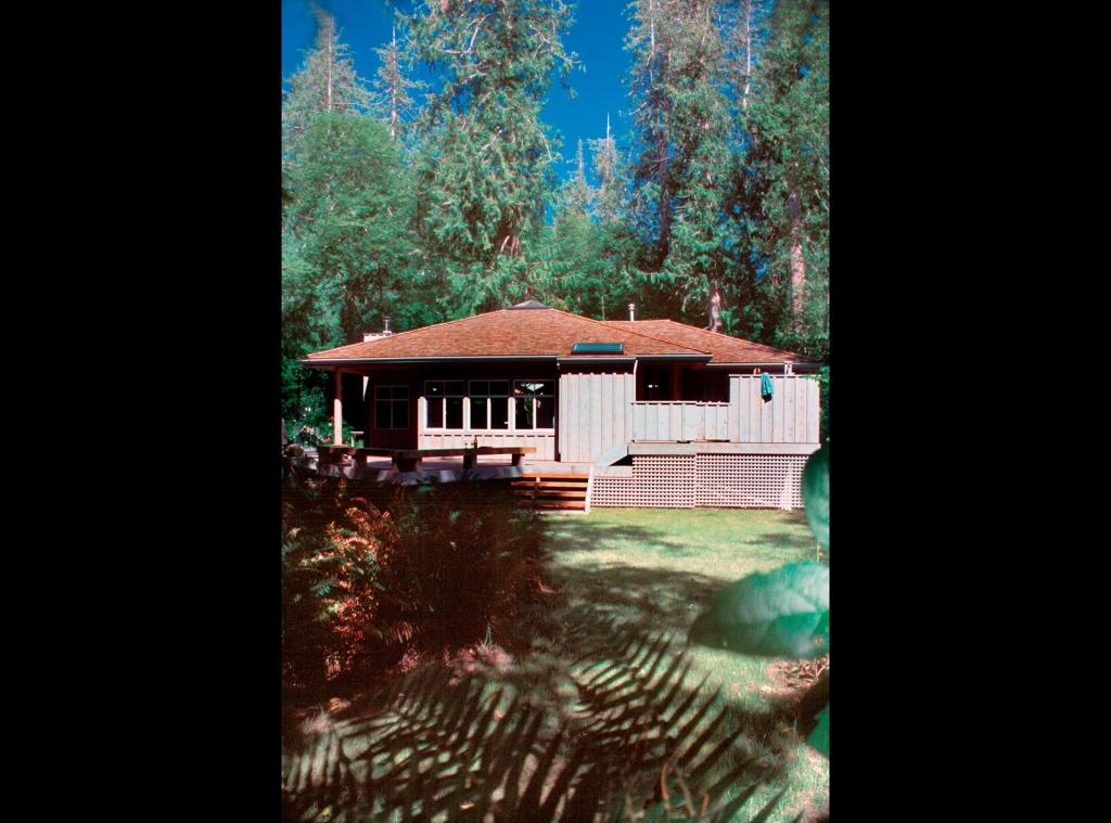 Vacation Cottage on Savary Island