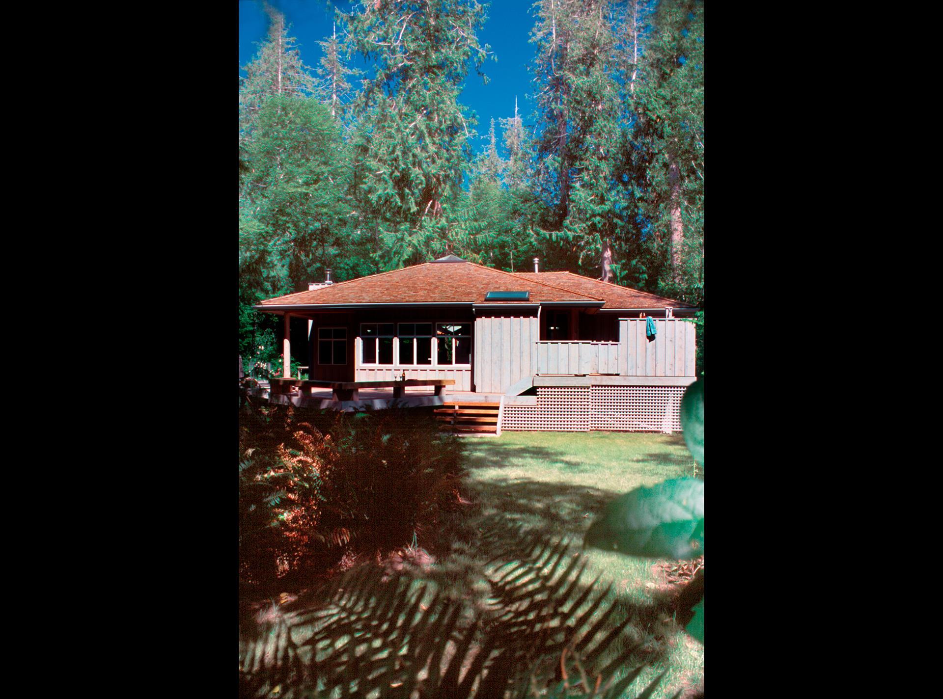 Savary Island Grandkids Cottage Still Point